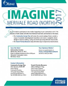 Merivale Rd N CDP - Meeting