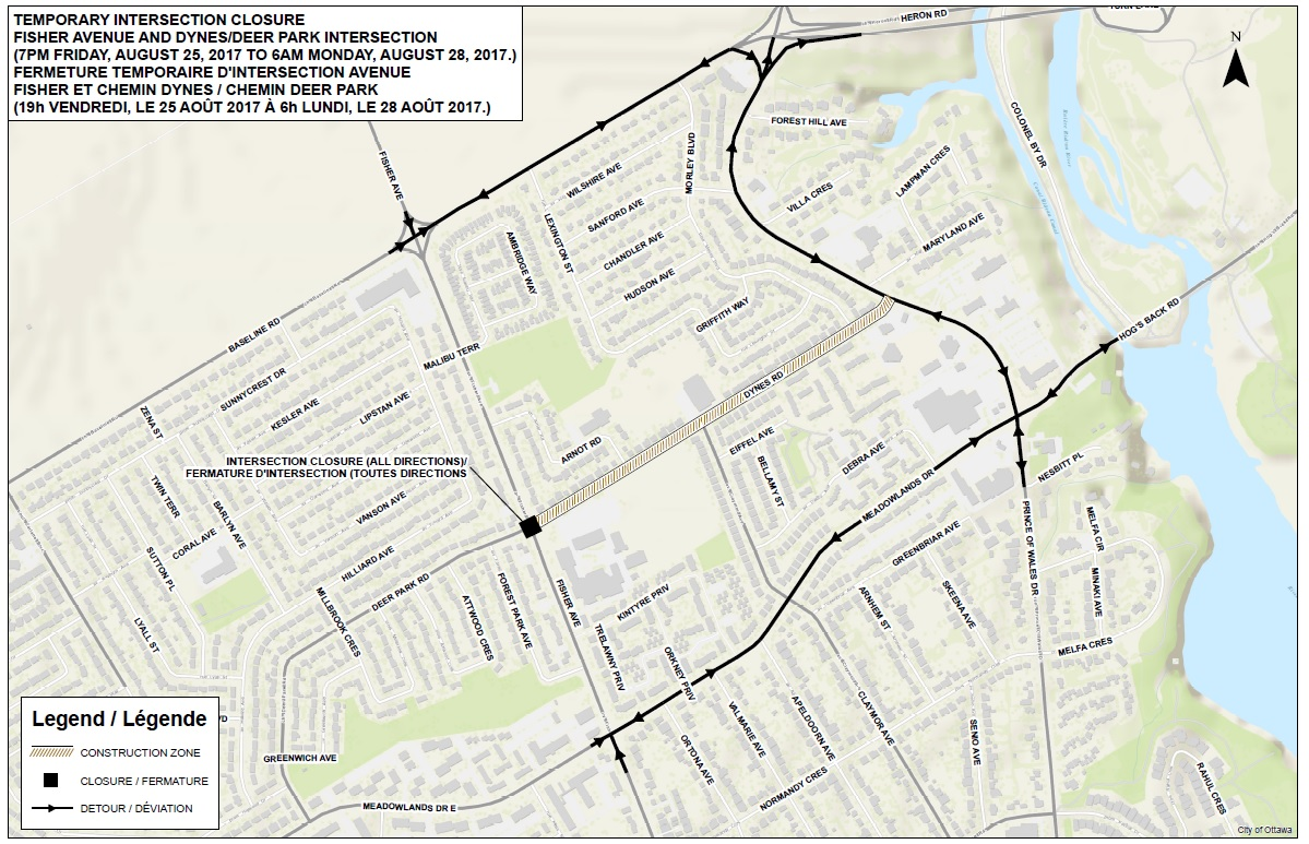 Fisher Dynes intersection closure- Aug 25