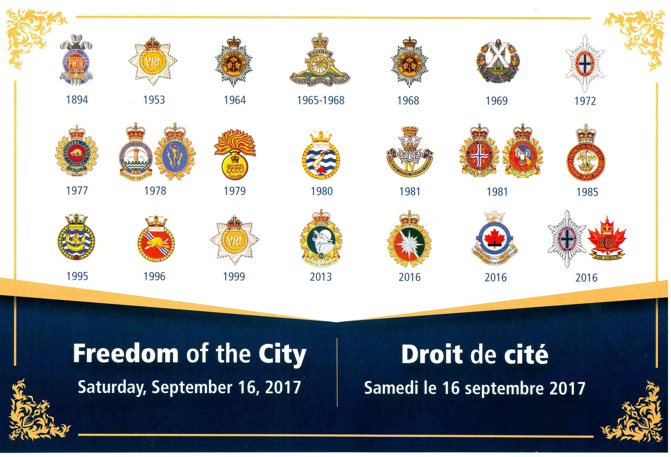 Freedom of the City2